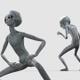 Beautiful Alien Twerk  - VideoHive Item for Sale