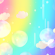 Rainbow Bubbles Sky - VideoHive Item for Sale