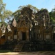 Ancient Ruins of Chau Say Tevoda Temple in Siem Reap, Cambodia - VideoHive Item for Sale