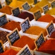 4K Pile of Spices for Sale at a Farmers Market - VideoHive Item for Sale