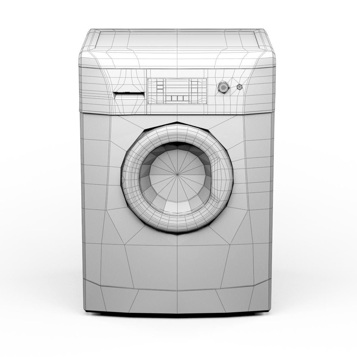 Beko Washing Machine By Livevertex 3docean Wiring Diagram