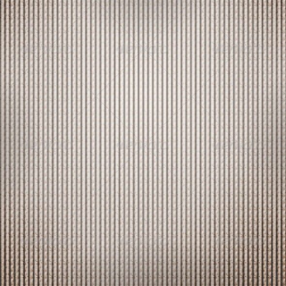 Corrugated Cardboard Background - Backgrounds Decorative