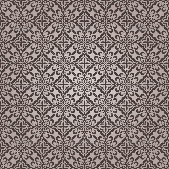 Seamless Lace Pattern - Patterns Decorative