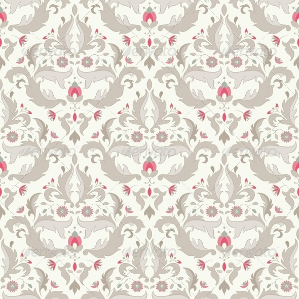 Classic Seamless Wallpaper - Patterns Decorative