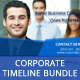 Corporate Facebook Timeline Cover Bundle - GraphicRiver Item for Sale