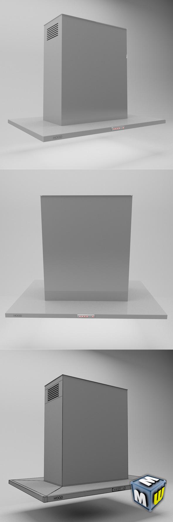 Hood MAX 2011 - 3DOcean Item for Sale