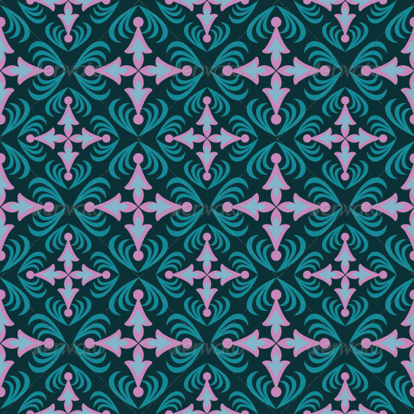 Seamless Classic Pattern 42 - Patterns Decorative