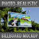 4 Photo Realistic Mock-Ups - GraphicRiver Item for Sale