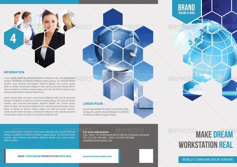 Corporate 3-Fold Brochure 05