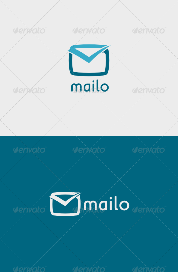 Mailo Logo - Objects Logo Templates