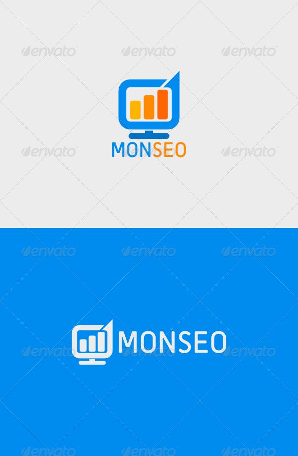 Monseo Logo - Objects Logo Templates
