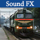 Fast Train Passing - AudioJungle Item for Sale