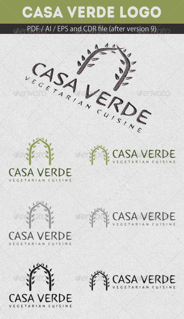 Restaurant Logo Template - Food Logo Templates