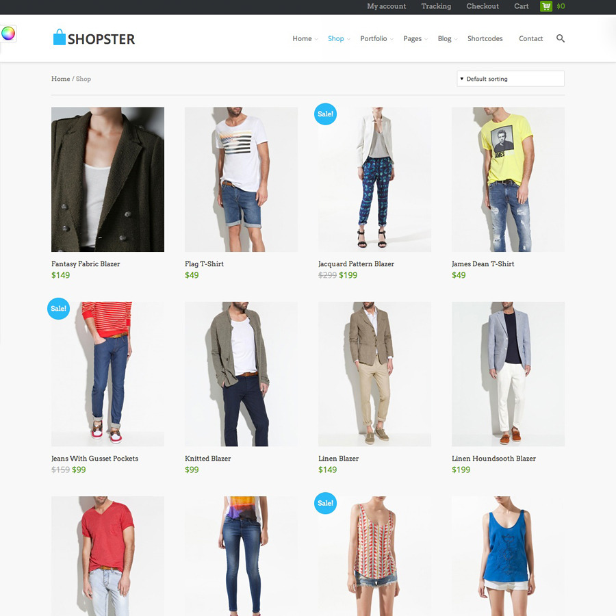 9095ba13981 Shopster - Retina Responsive WooCommerce Theme by UFOThemes ...