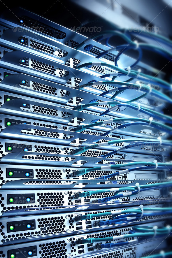 Server - Stock Photo - Images