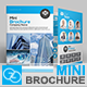 Gstudio Mini Brochure Template - GraphicRiver Item for Sale