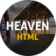 Heaven - Multi Purpose Site Template Nulled