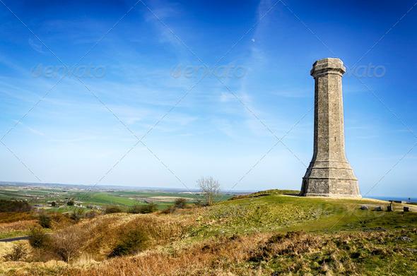Hardy Monument - Stock Photo - Images