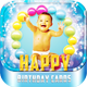 Birthday Cards - GraphicRiver Item for Sale