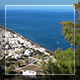 View Of The Coast From The Mountains - VideoHive Item for Sale