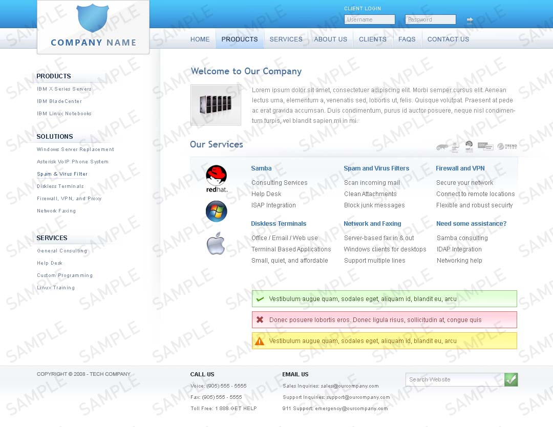 Free Download Sleek Blue Nulled Latest Version