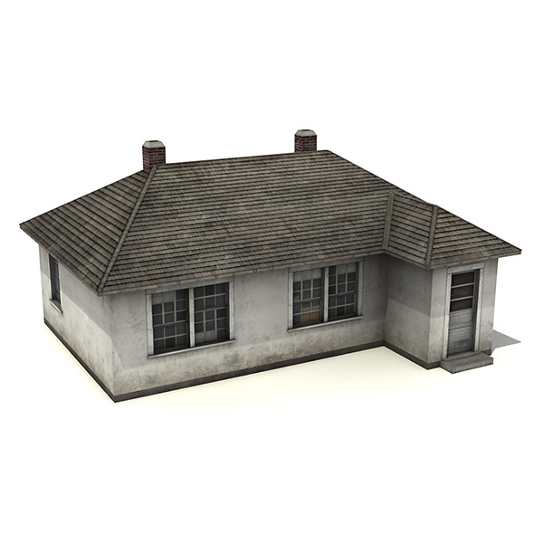 House Building - 3DOcean Item for Sale