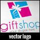 Gift Shop - Logo - GraphicRiver Item for Sale