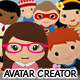Avatar Creator with Customizable Characters - GraphicRiver Item for Sale