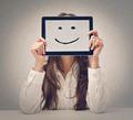 happy tablet