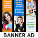 Corporate Banner Set Bundle 5.0 - GraphicRiver Item for Sale
