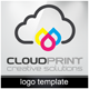 Cloud Print - GraphicRiver Item for Sale