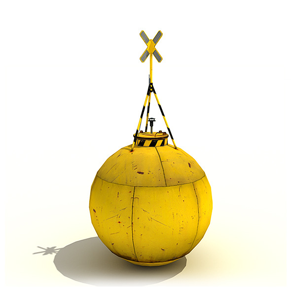 Ocean Buoy - 3DOcean Item for Sale