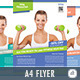 Fitness Flyer/Poster Vol.1 - GraphicRiver Item for Sale