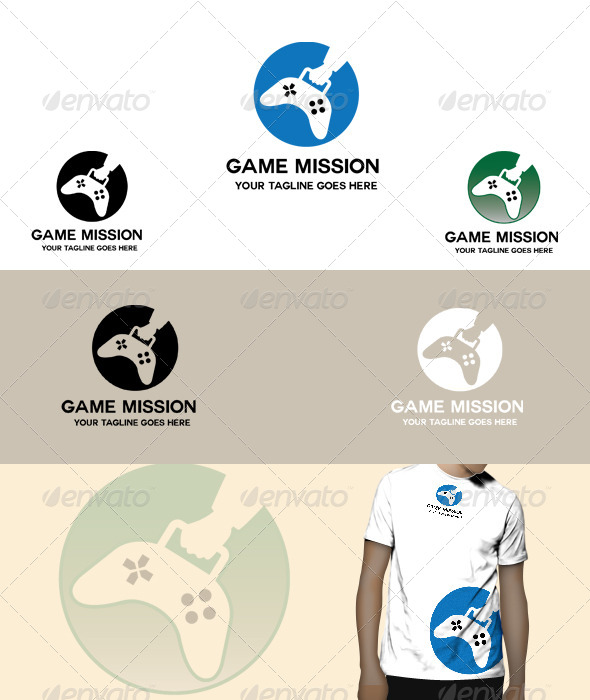 Game Mission Logo
