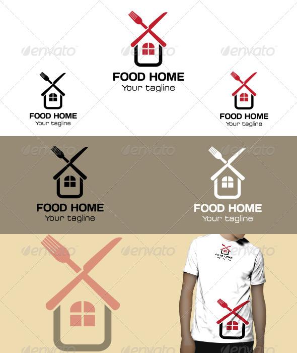 Food Home Logo