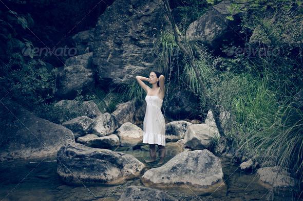 refreshing - Stock Photo - Images