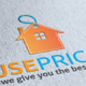 House Price Tag Logo - GraphicRiver Item for Sale