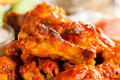 Hot and Spicey Buffalo Chicken Wings