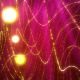 Twisted Particle Strings Pink - VideoHive Item for Sale