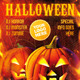 Halloween Party Template - GraphicRiver Item for Sale