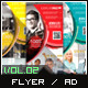 Multipurpose Corporate Flyer - Expert Pro II - GraphicRiver Item for Sale