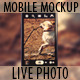 Mobile Photo / App Mock-up - GraphicRiver Item for Sale