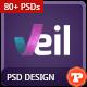 Veil - Uber Premium Multipurpose PSD Theme w/ Shop Nulled