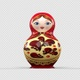 Nesting Doll - VideoHive Item for Sale