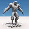 Monster man front.  thumbnail