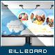 Corporate Billboard - Kid's Love - GraphicRiver Item for Sale