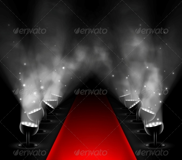 Red Carpet by _Lonely_   GraphicRiver