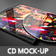 CD Case & Disc Mock-ups - GraphicRiver Item for Sale