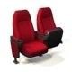 Theater Seating - 3DOcean Item for Sale