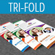 Multipurpose Business Tri-Fold Brochure Vol-07 - GraphicRiver Item for Sale